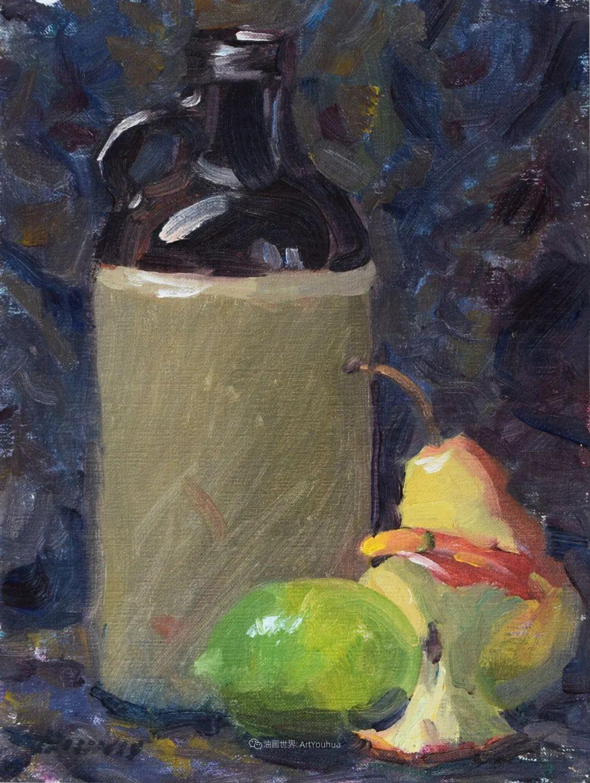美国印象派画家安东·诺威尔斯插图45