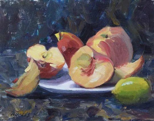 美国印象派画家安东·诺威尔斯插图47