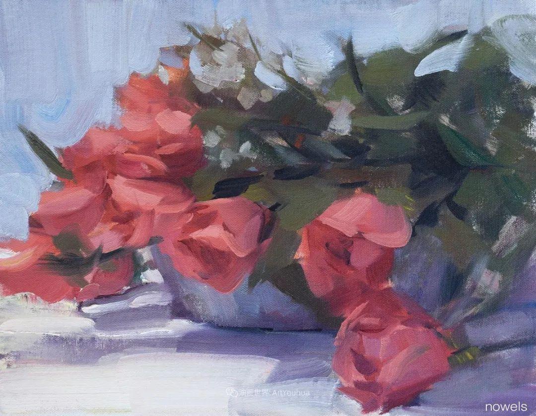 美国印象派画家安东·诺威尔斯插图49