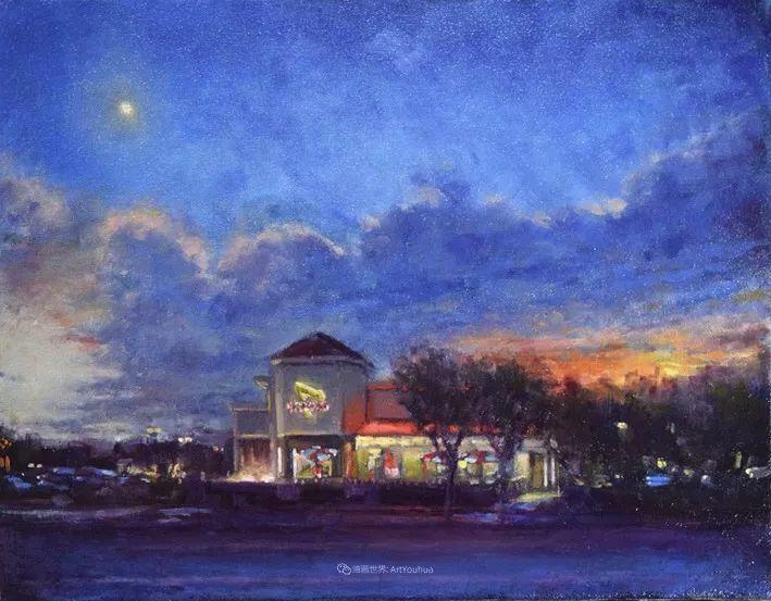 美国印象派画家安东·诺威尔斯插图87