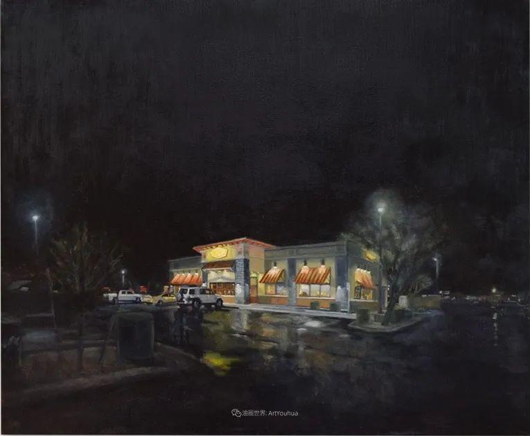美国印象派画家安东·诺威尔斯插图89