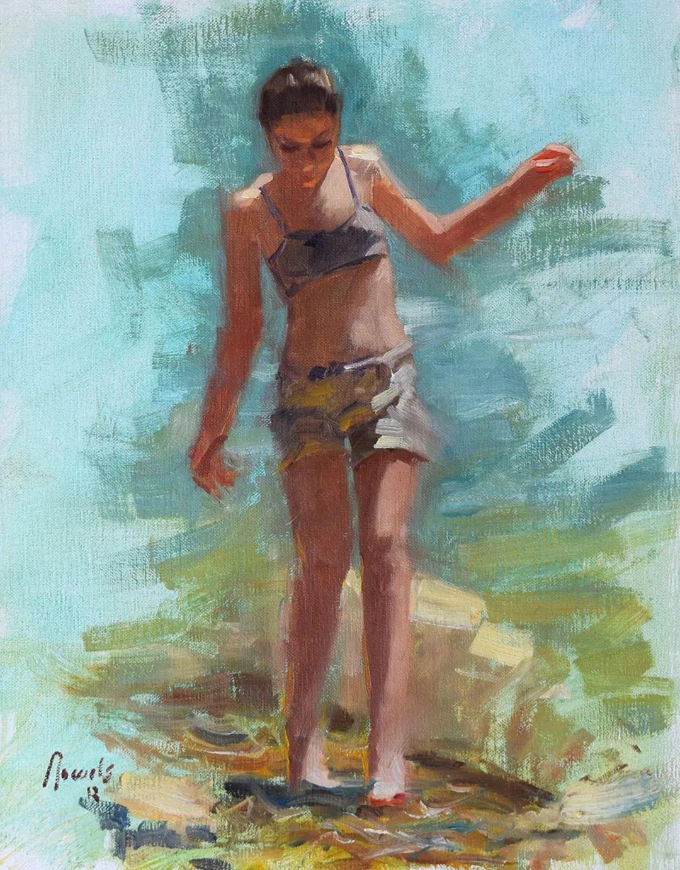 美国印象派画家安东·诺威尔斯插图99