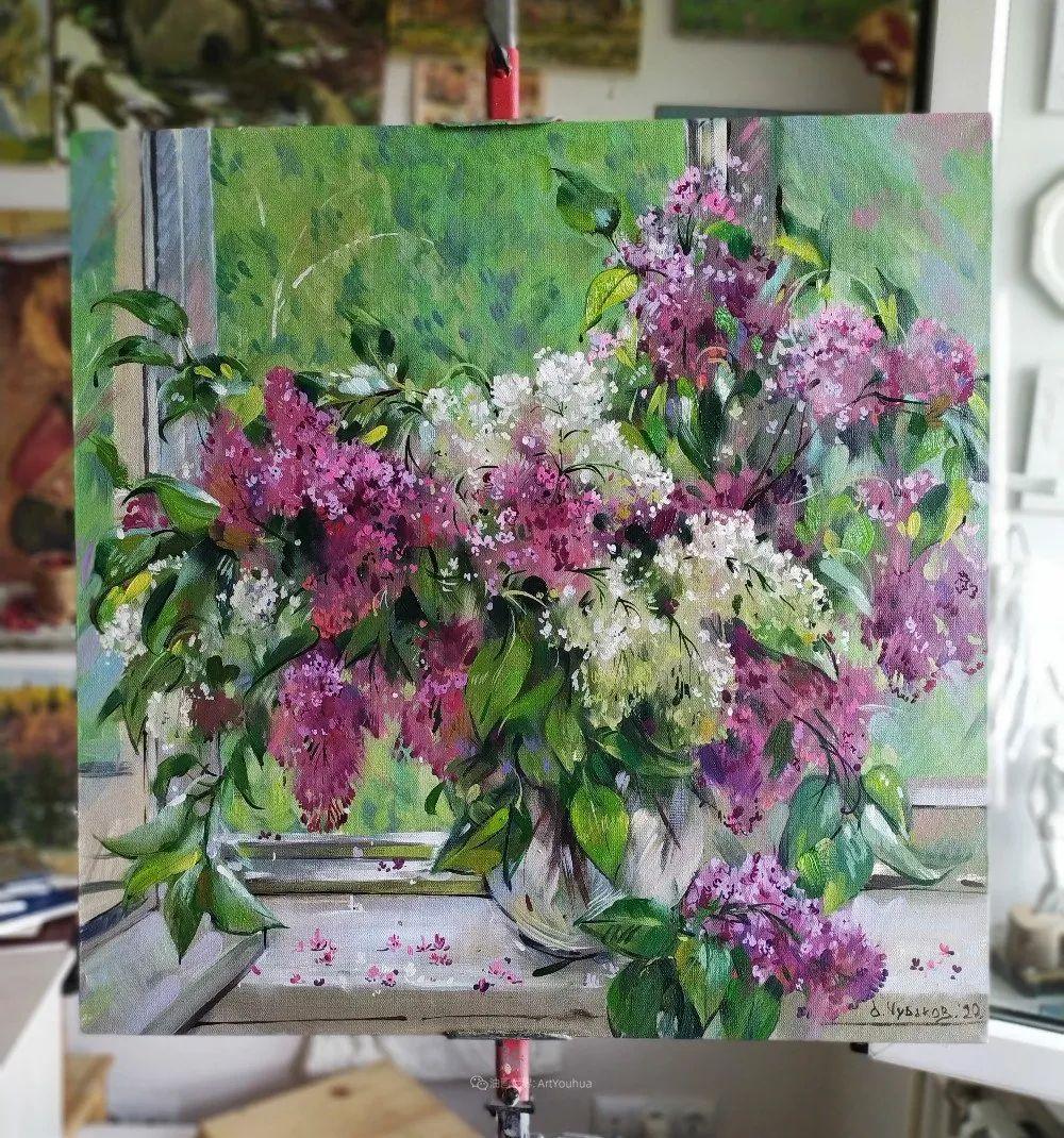 色感很清新,俄罗斯画家安东·维亚切斯拉维奇插图17