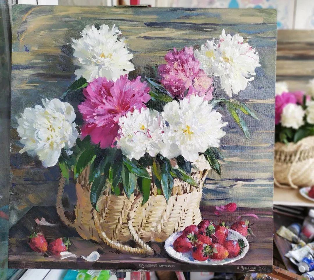 色感很清新,俄罗斯画家安东·维亚切斯拉维奇插图25