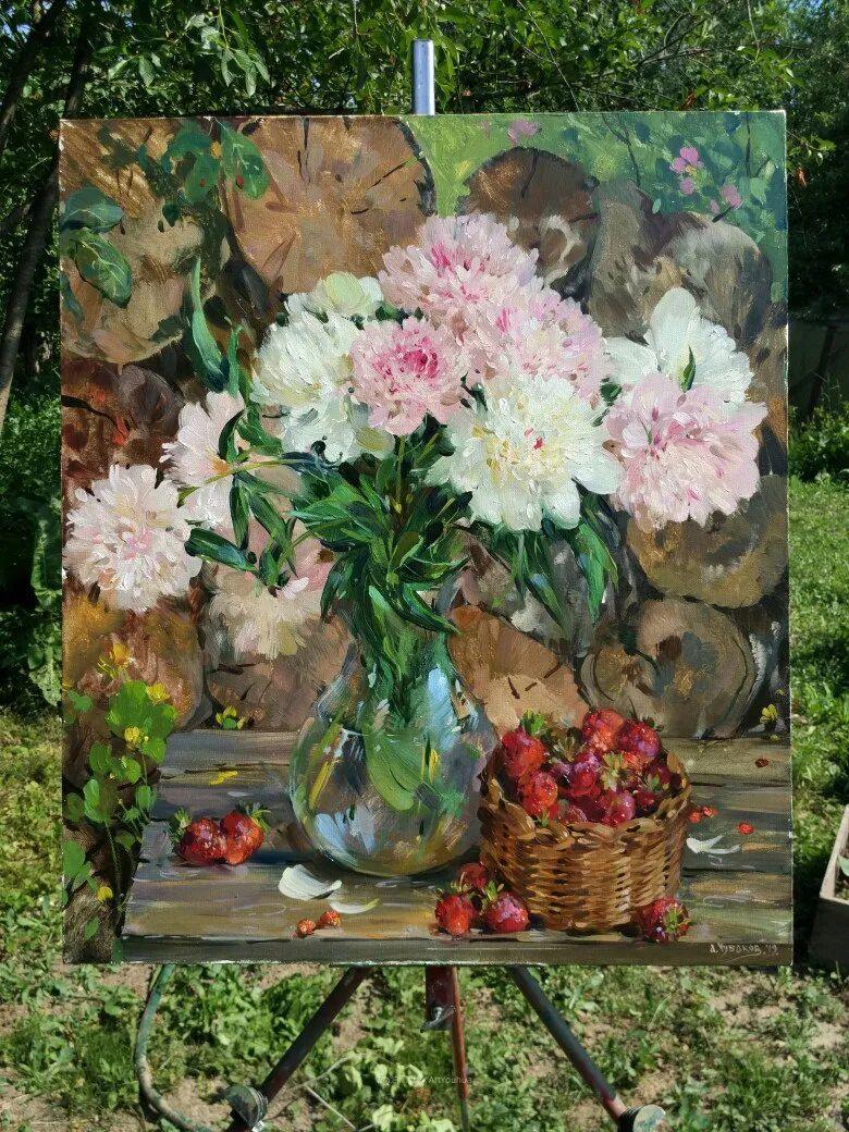 色感很清新,俄罗斯画家安东·维亚切斯拉维奇插图33