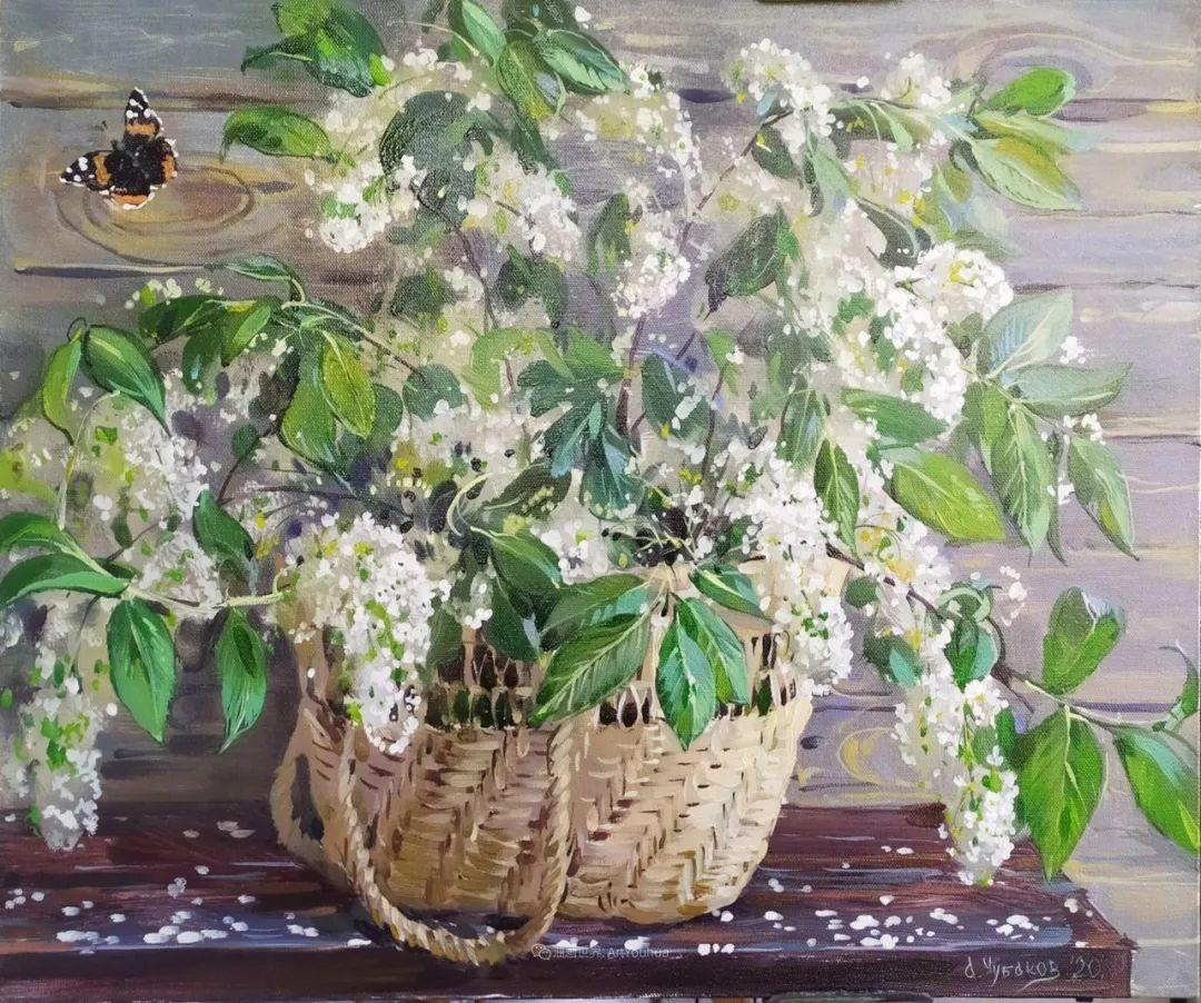 色感很清新,俄罗斯画家安东·维亚切斯拉维奇插图39