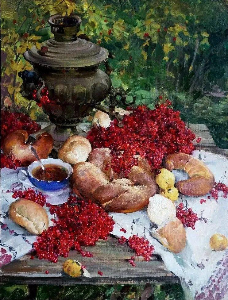 色感很清新,俄罗斯画家安东·维亚切斯拉维奇插图57