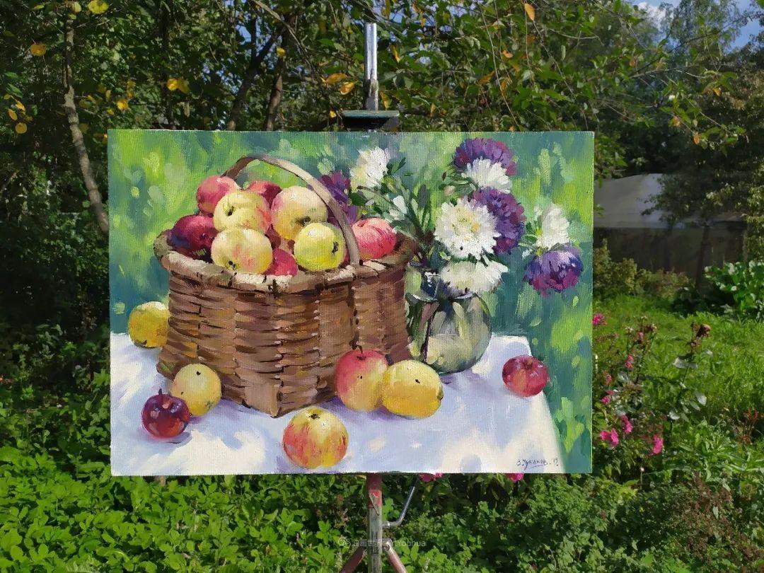 色感很清新,俄罗斯画家安东·维亚切斯拉维奇插图91