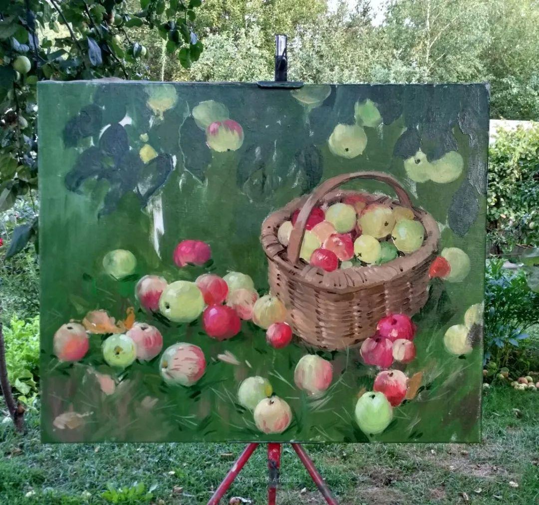 色感很清新,俄罗斯画家安东·维亚切斯拉维奇插图93