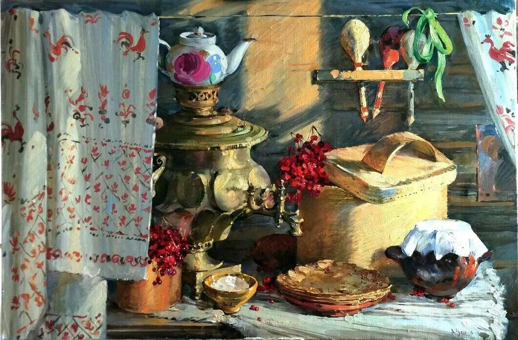 色感很清新,俄罗斯画家安东·维亚切斯拉维奇插图95