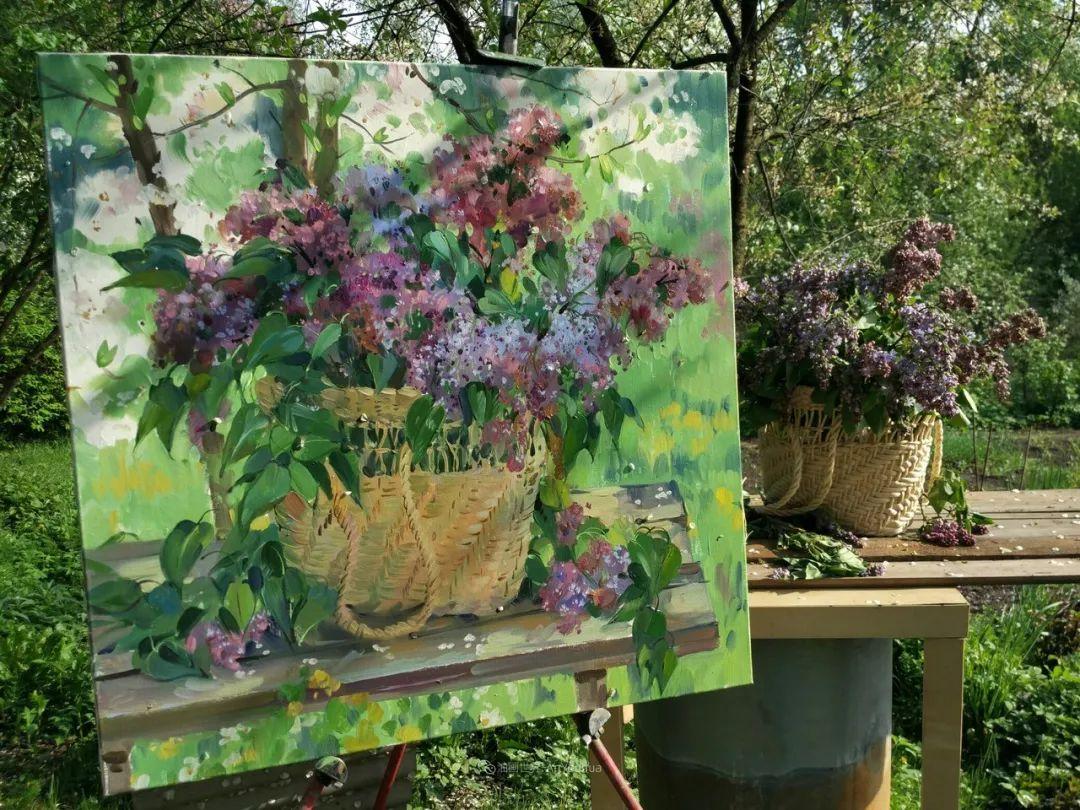 色感很清新,俄罗斯画家安东·维亚切斯拉维奇插图121
