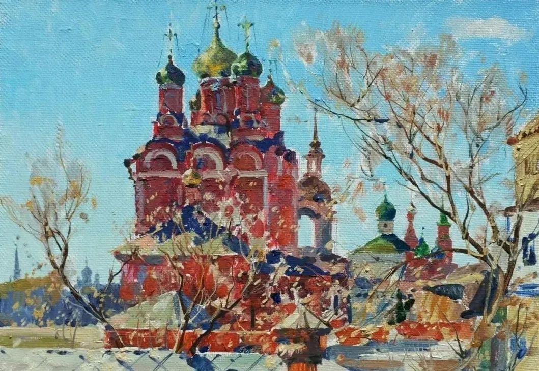 色感很清新,俄罗斯画家安东·维亚切斯拉维奇插图129