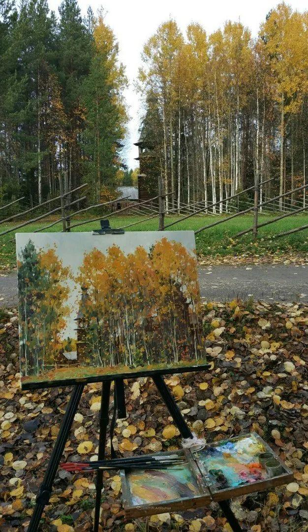 色感很清新,俄罗斯画家安东·维亚切斯拉维奇插图149