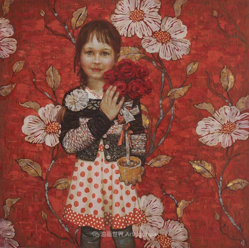 俄罗斯画家Vladimir Sturis作品欣赏插图1