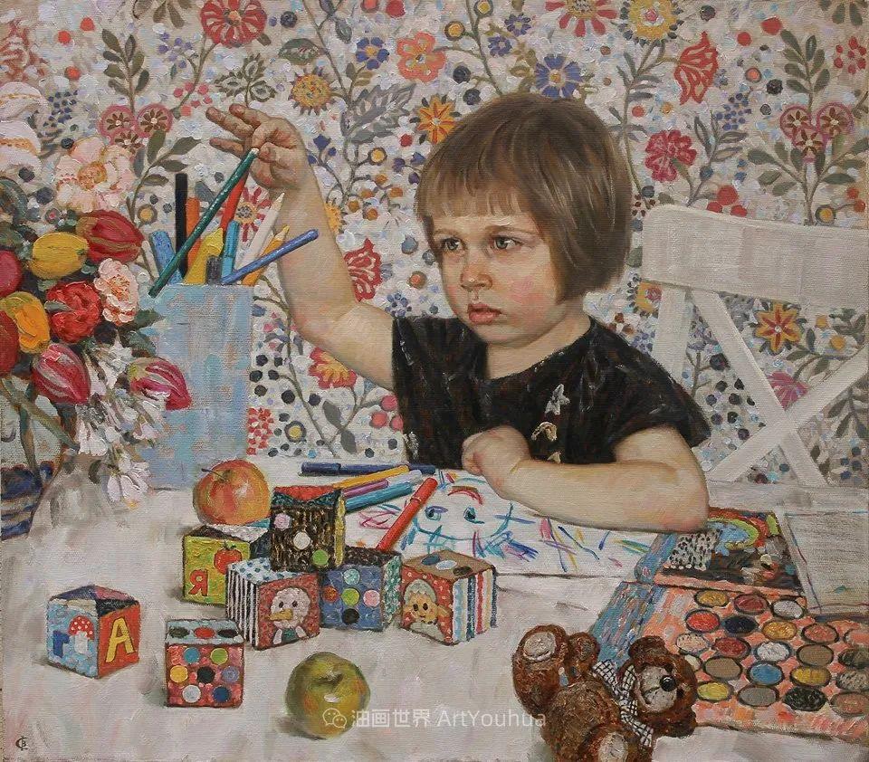 俄罗斯画家Vladimir Sturis作品欣赏插图19