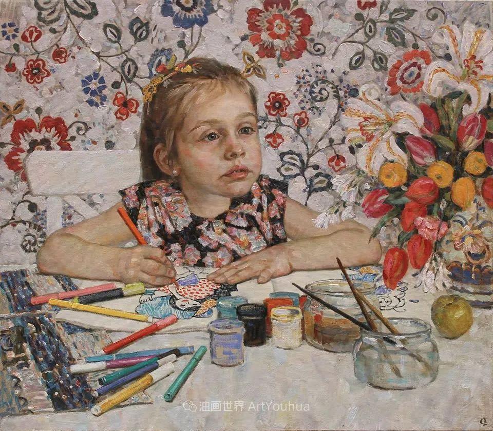 俄罗斯画家Vladimir Sturis作品欣赏插图23