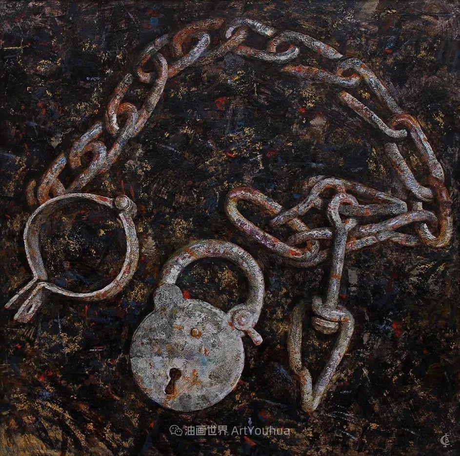俄罗斯画家Vladimir Sturis作品欣赏插图43