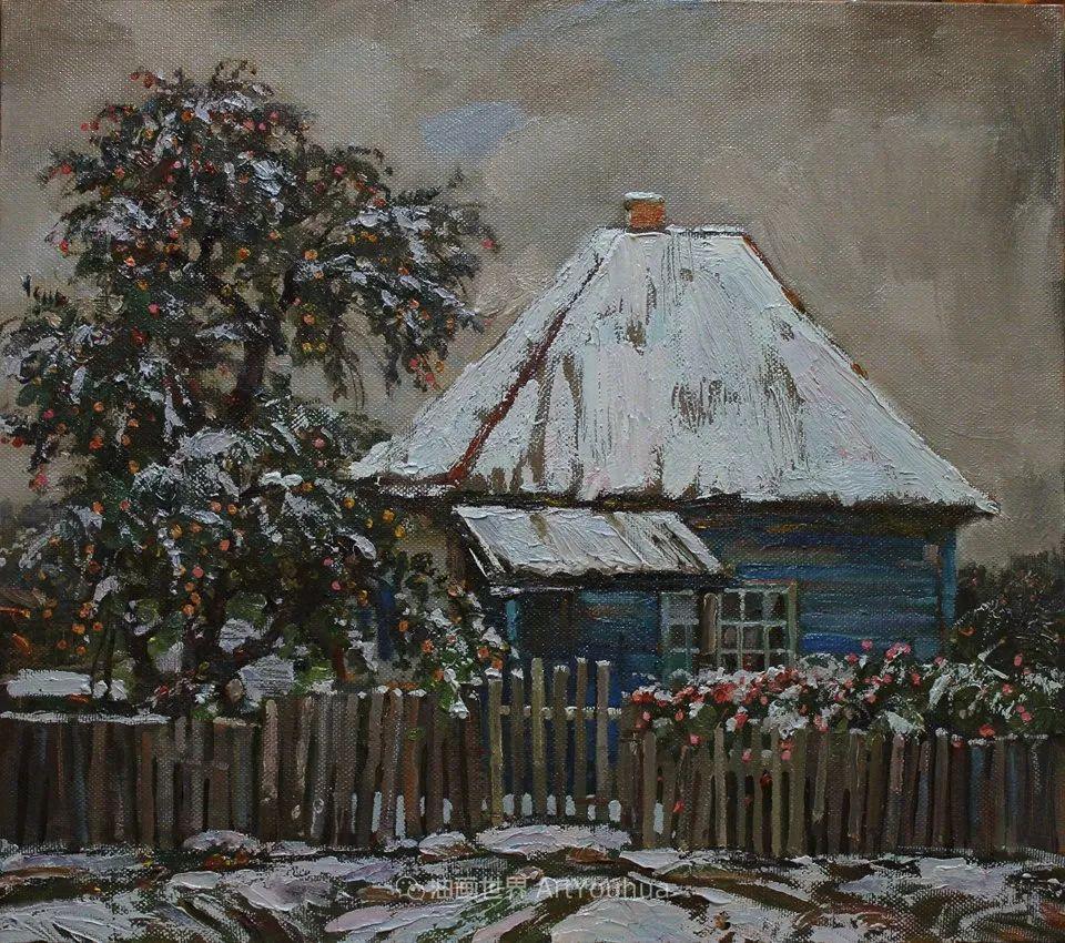 俄罗斯画家Vladimir Sturis作品欣赏插图73