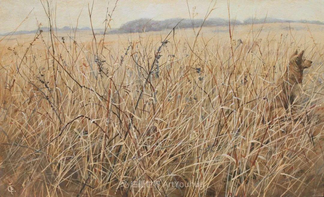 俄罗斯画家Vladimir Sturis作品欣赏插图105