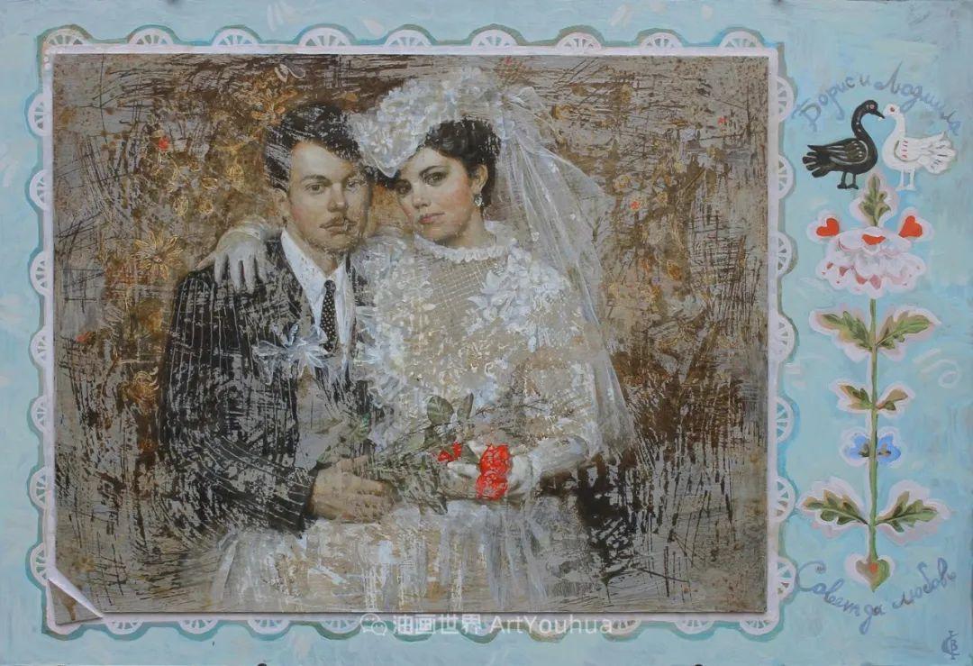 俄罗斯画家Vladimir Sturis作品欣赏插图111