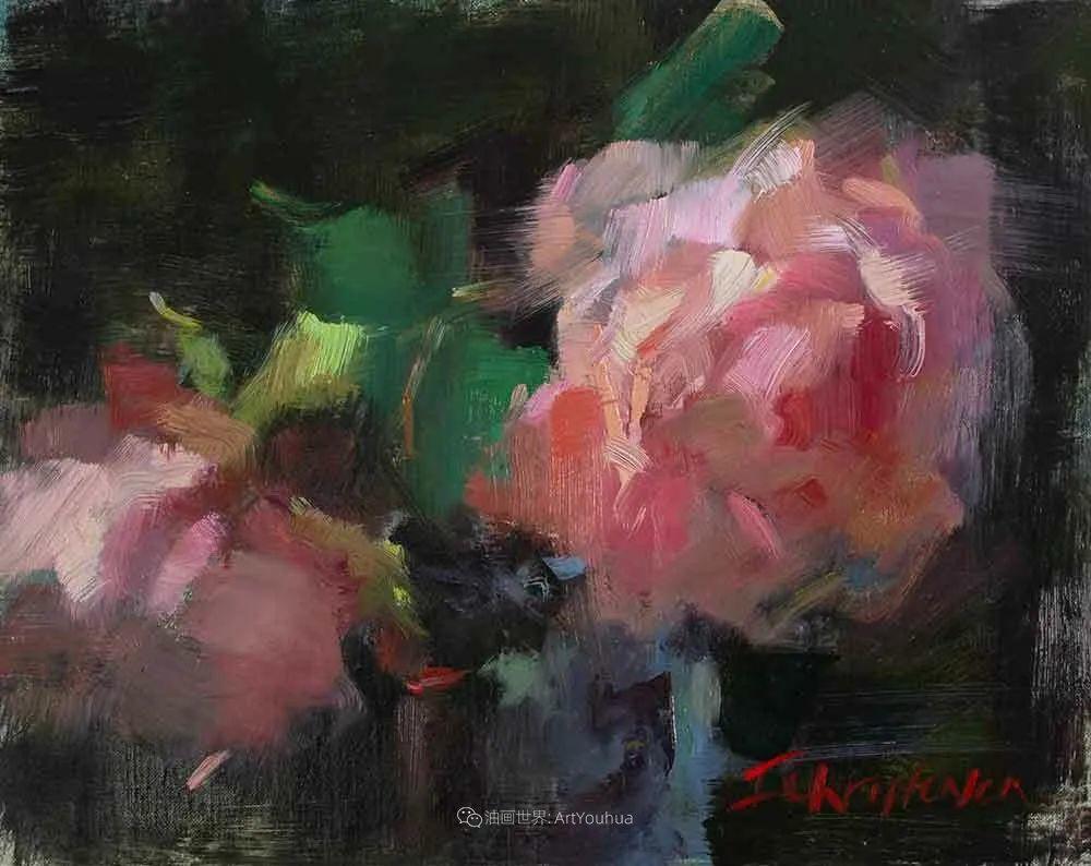 她的作品很注重色彩,光线和纹理!插图17