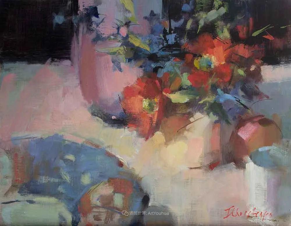她的作品很注重色彩,光线和纹理!插图35