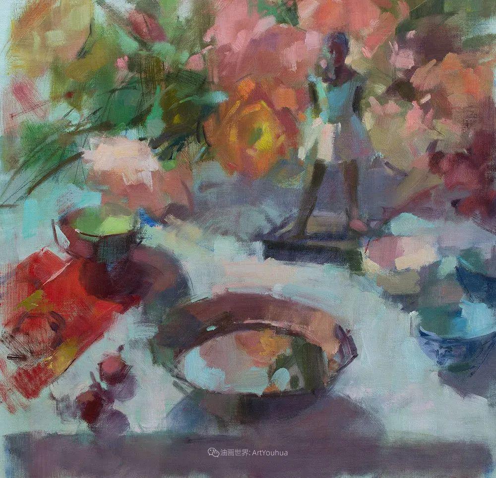 她的作品很注重色彩,光线和纹理!插图39