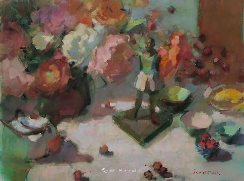 她的作品很注重色彩,光线和纹理!插图41