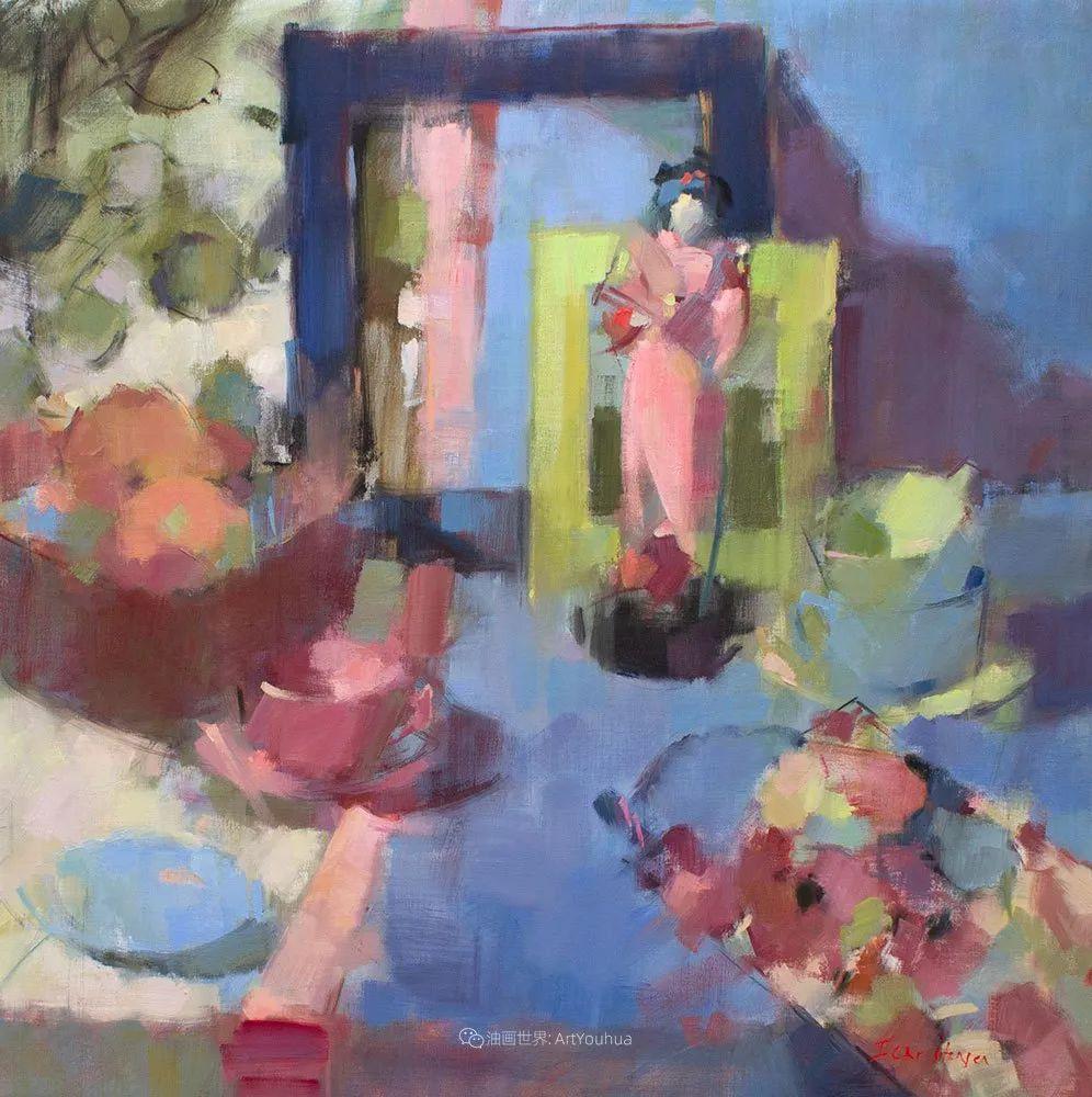 她的作品很注重色彩,光线和纹理!插图57
