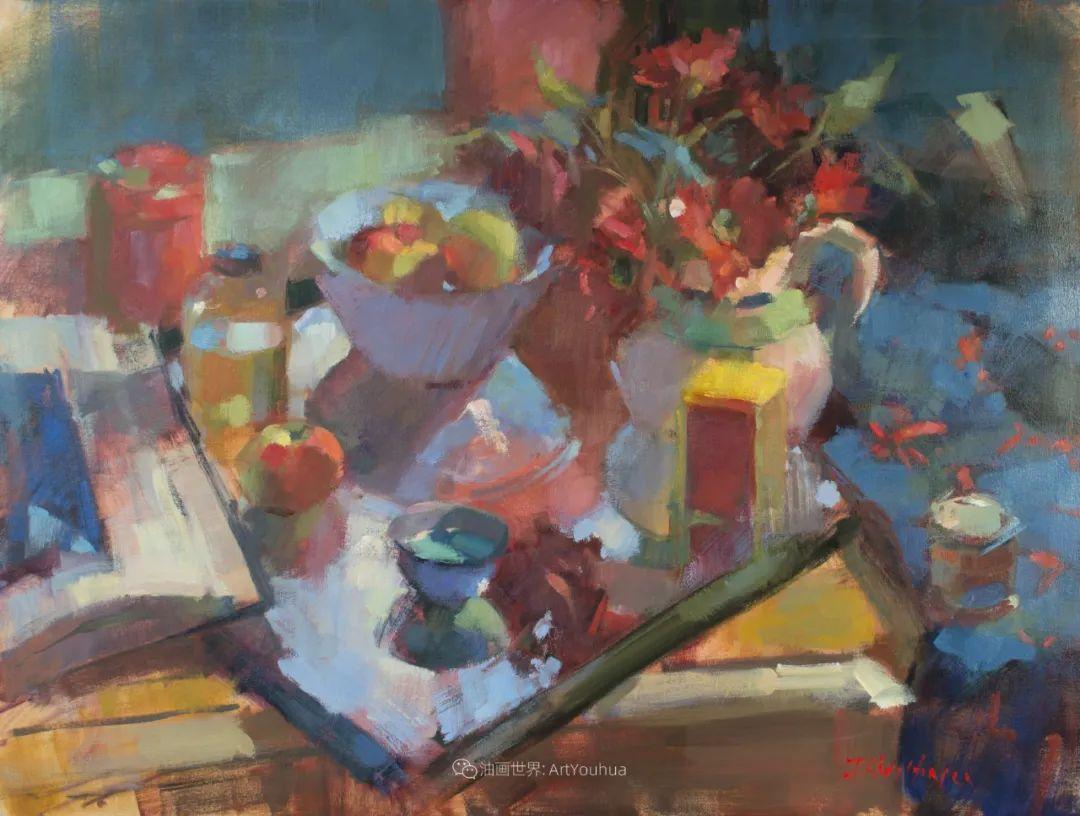 她的作品很注重色彩,光线和纹理!插图65