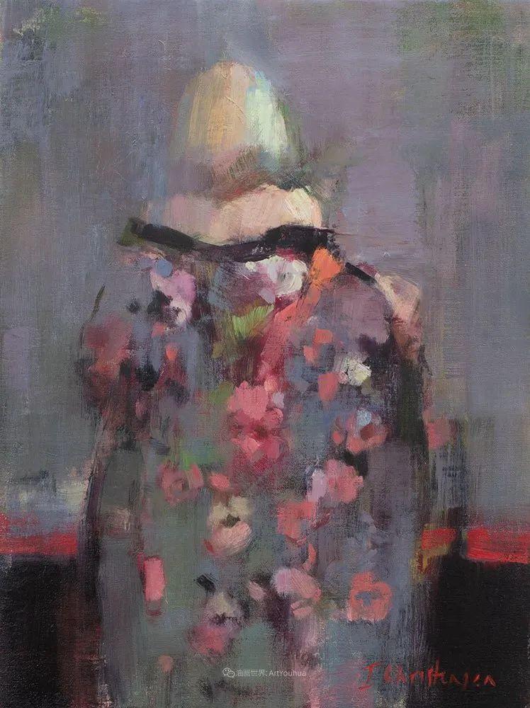 她的作品很注重色彩,光线和纹理!插图71