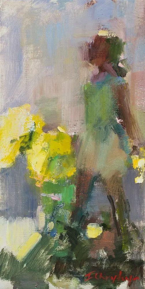 她的作品很注重色彩,光线和纹理!插图75