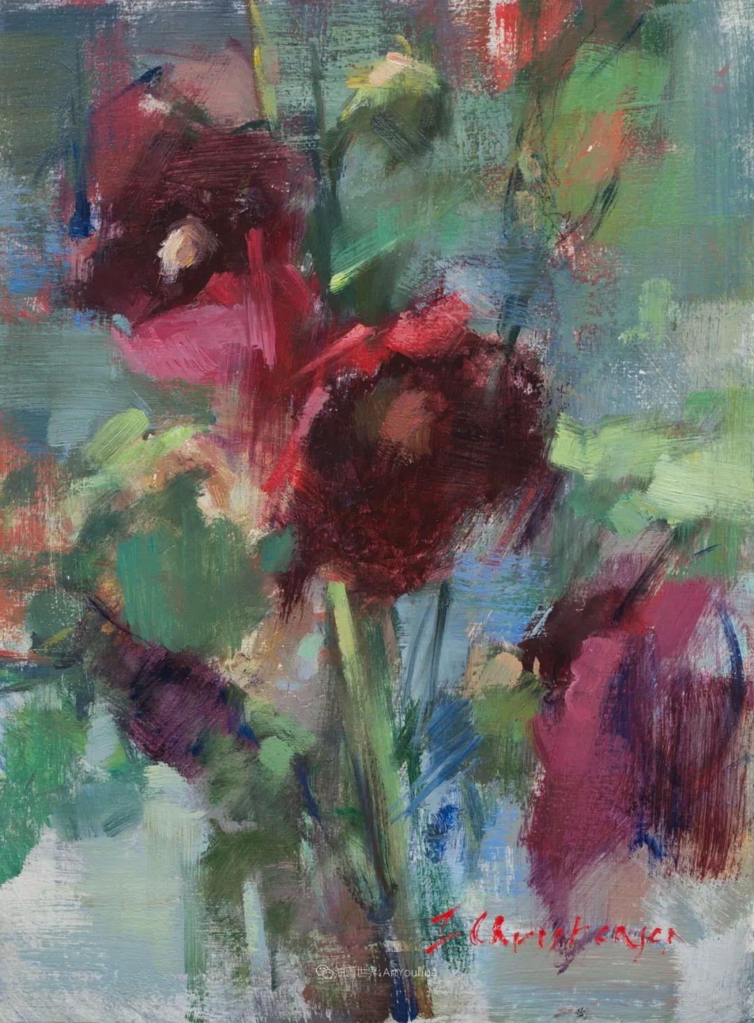 她的作品很注重色彩,光线和纹理!插图81
