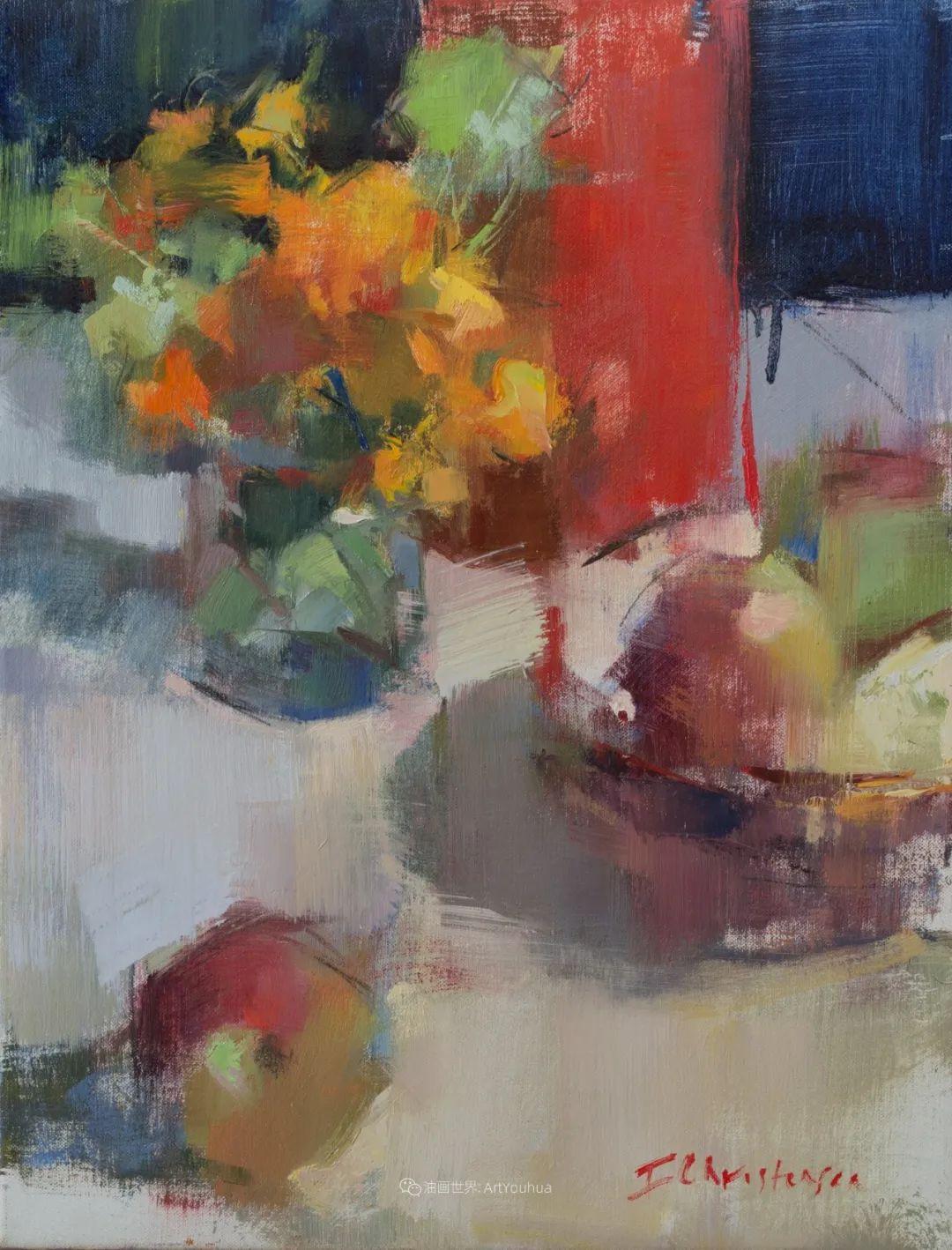她的作品很注重色彩,光线和纹理!插图85