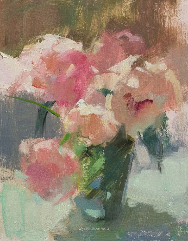 她的作品很注重色彩,光线和纹理!插图103