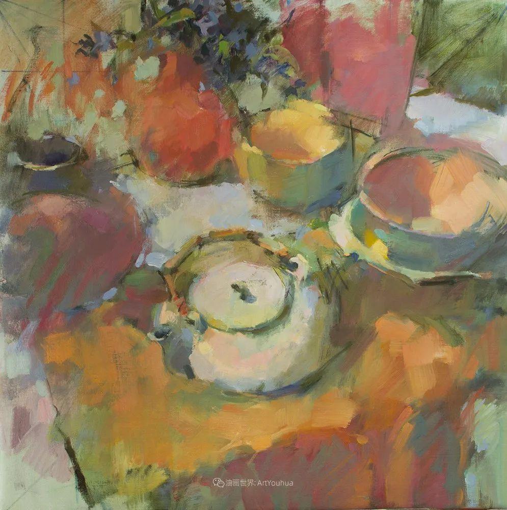 她的作品很注重色彩,光线和纹理!插图105