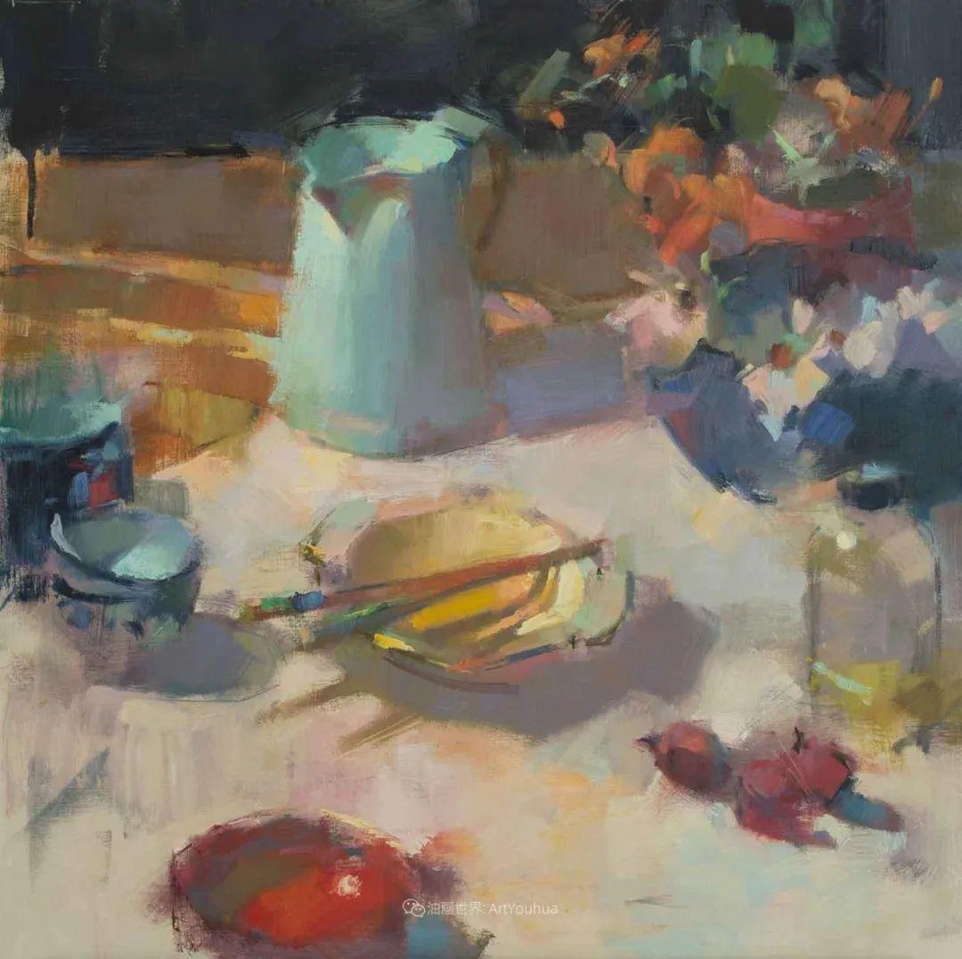 她的作品很注重色彩,光线和纹理!插图107