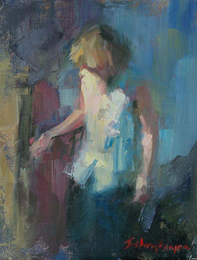 她的作品很注重色彩,光线和纹理!插图119