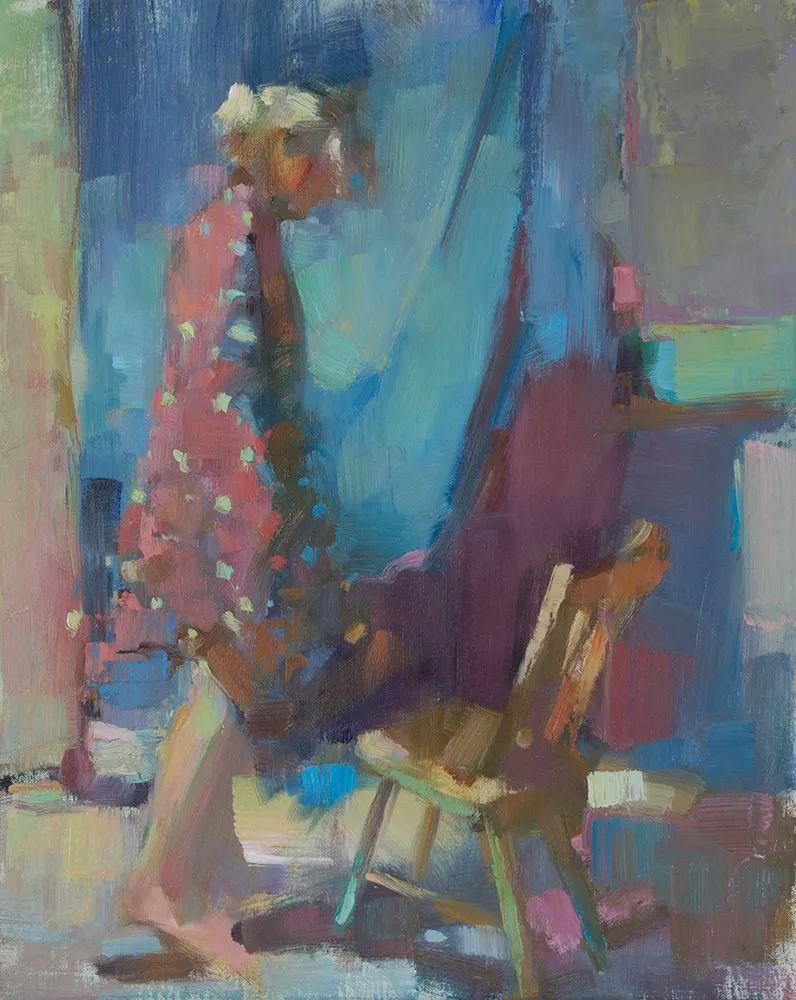 她的作品很注重色彩,光线和纹理!插图125