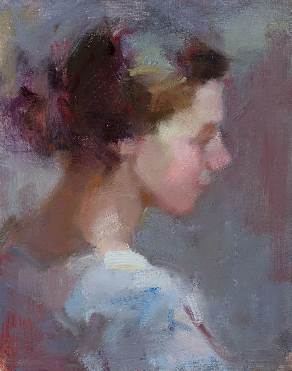 她的作品很注重色彩,光线和纹理!插图129