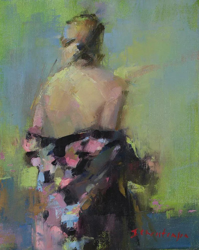 她的作品很注重色彩,光线和纹理!插图135