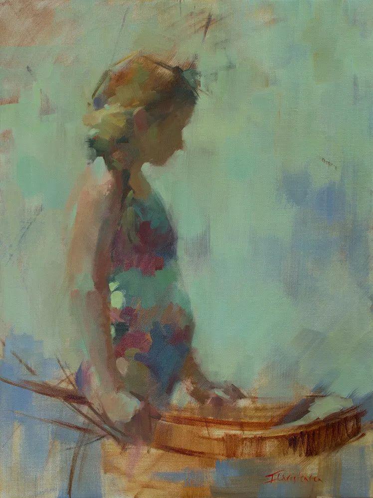 她的作品很注重色彩,光线和纹理!插图137