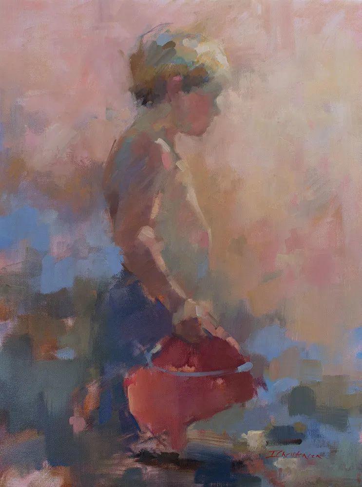 她的作品很注重色彩,光线和纹理!插图141