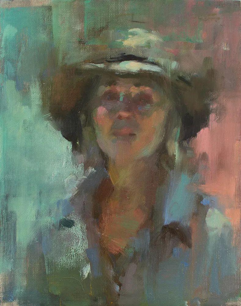 她的作品很注重色彩,光线和纹理!插图145