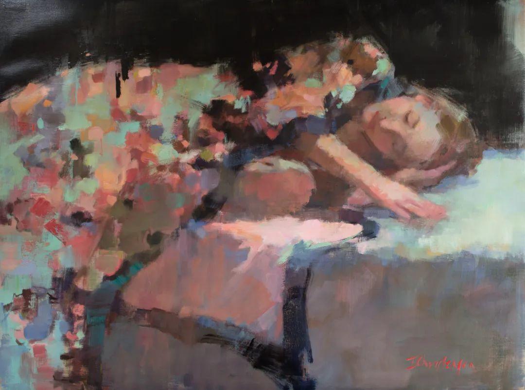 她的作品很注重色彩,光线和纹理!插图149