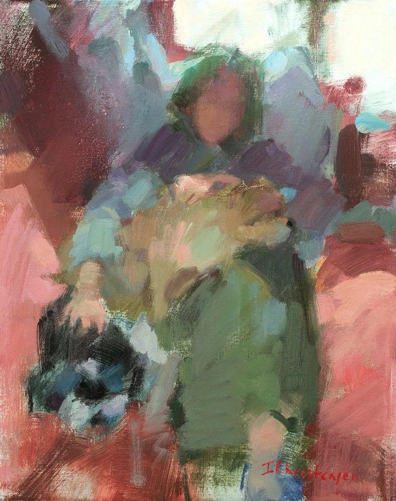 她的作品很注重色彩,光线和纹理!插图153