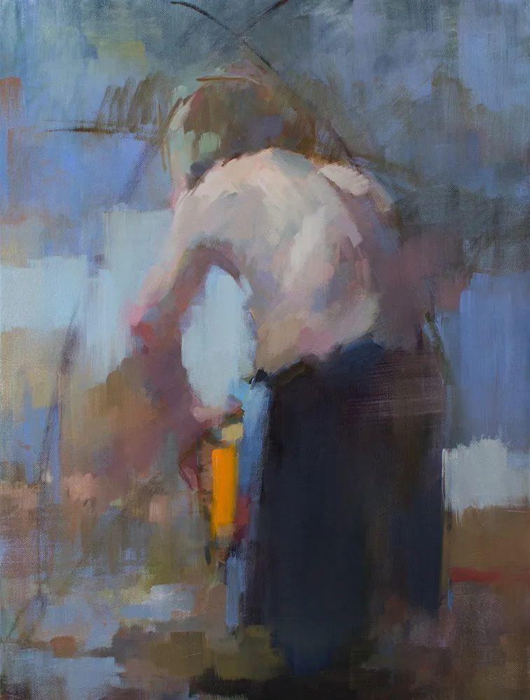 她的作品很注重色彩,光线和纹理!插图157