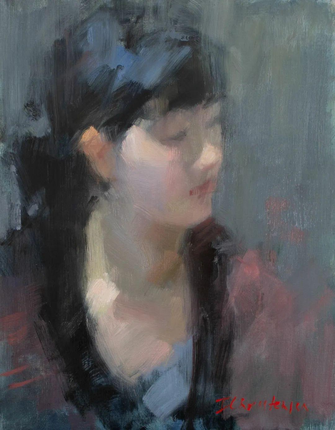她的作品很注重色彩,光线和纹理!插图163