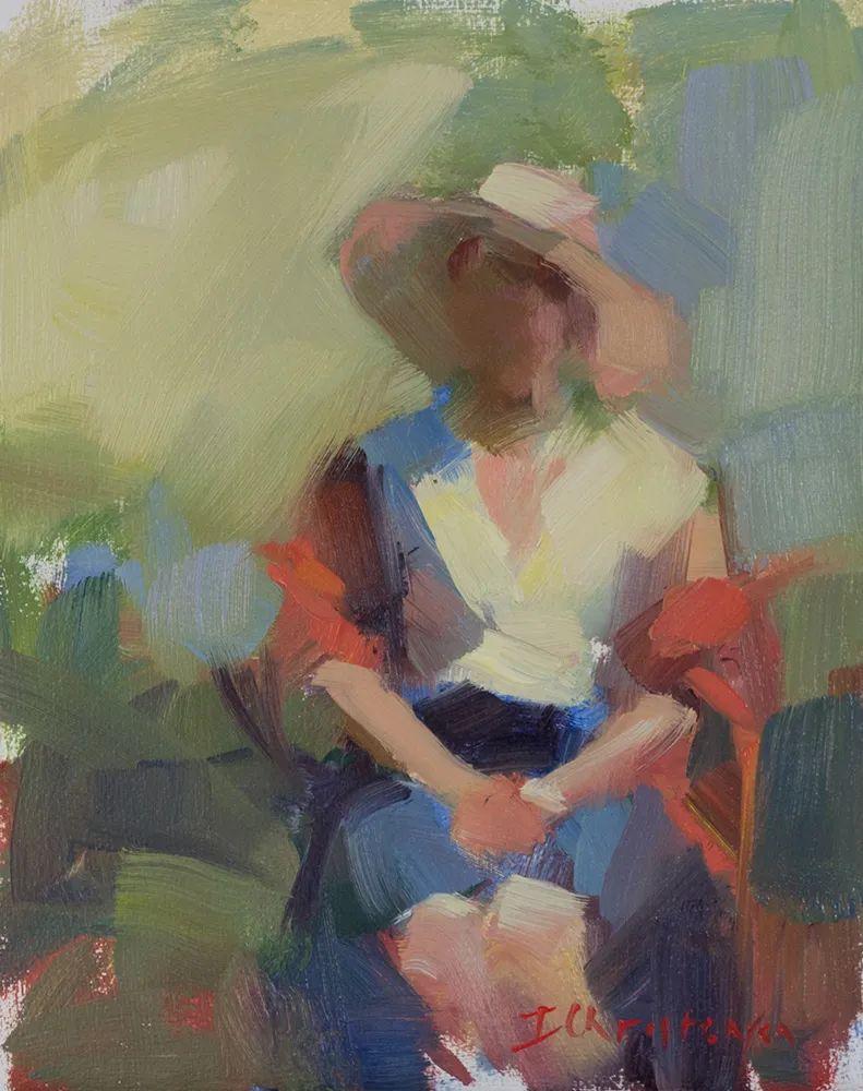 她的作品很注重色彩,光线和纹理!插图167