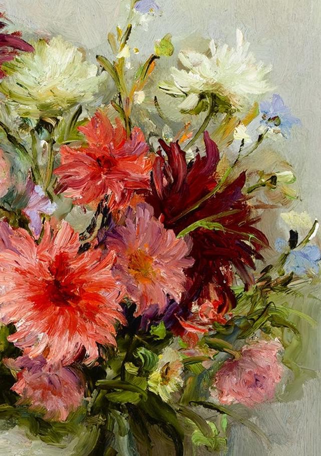 光与氛围感的出色表现,法国印象派画家马塞尔·戴夫插图33